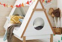 DIY fürs Kinderzimmer / Kinder lieben Kuschelecken und Hochbetten. Es muss aber nicht gleich das Mega DIY Projekt für das Kind sein. Bereits kleine Dekorationen zum selber basteln versüßt das Leben im Kinder- oder Babyzimmer.