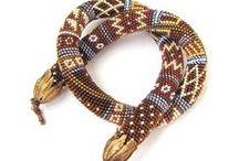 Crochet and bead