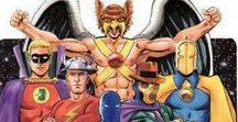 Hawkworld / Hawkworld: Jostice Society, Justice League, Thanagar, Rogues' Gallery and anything else about Hawkman/Hawkgirl!