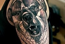 Tattoos / by Justin Dingwall