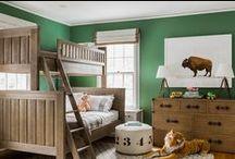 Cute Kid Rooms / kids room, nurseries, kids spaces, boy rooms, girl rooms