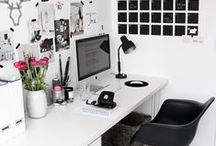 Office Designs / office, study, office space, home office, offices