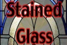 stained glass / by Judy Duffy