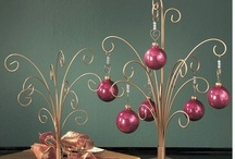 Ornament Trees and Ornament Displays / Collectible ornaments aren't just for the holidays! Display your collection of ornaments with an ornament display tree, multiple ornament hanger or on individual ornament stands and domes.