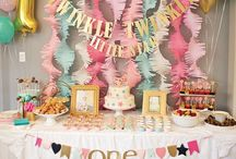 Party Ideas / by Nicole Moore