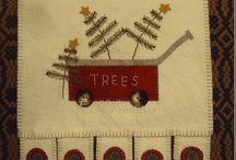 Felt~Wool crafts / by Judy Duffy