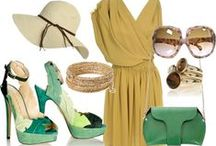 summer style / warm weather, easy breezy clothes...the beach