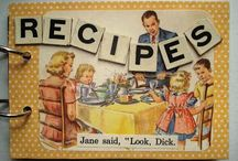 Making Recipe Books / by Judy Duffy