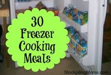 Freezer Meal Deals / by Tasha Young