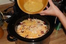 -:~:- Crock Pot Recipes -:~:- / by Lynnette VanCleave