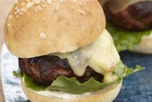 Hamburgers, Sandwiches, Crostinis and more