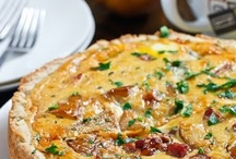 Quiches and other savory tarts