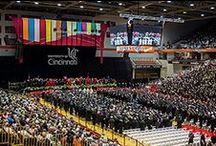 #HottestCollegeinAmerica / What makes the University of Cincinnati the #HottestCollegeInAmerica. / by UC Alumni Association