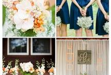 Future Mrs. Pitts / Thoughts and ideas for colors, flowers, decorations and more! Pin whatever you like!  / by Amber Pitts