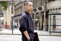 Menswear Fashion / Men's Fashion inspiration, design & styling, what men should be wearing now #MensFashion #Fashion #StreetStyle