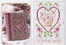 cross stitch♥ / by Fanny Zenteno