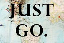 ✈️Travel the World⛵️ / by Audrey Ashcraft
