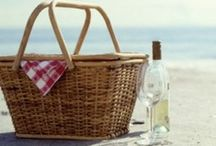 picnic / Romantic afternoons spent by the water with my favourite people in the world...my hubby and my boys