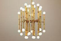 Gorgeous Light Fixtures / lamps, light fixtures, lighting