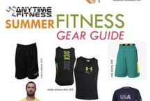 Fitness Fashion / Get outfitted for the gym!