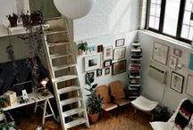 <<lofts & industrial spaces>>