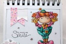 Crafts - Cards Inspiration / Lovely cards from awesome paper crafters