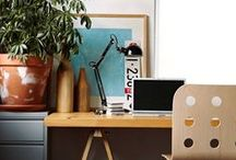 Work space / Place to be Creative
