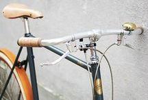 Fahrrad I Bycicle / Mit meinem Gazelle Hollandrad durch Berlin zu kurven ist einfach das Größte :  ) Ich liebe diese altanmutigen Riesenräder mit Brookssattel und Speichenschutz...
