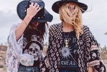Festival Season / Style inspiration & shopping finds to get you geared up for your next festival