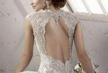 Wedding dress/ designs / Wedding dress/design drawing