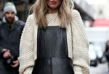 FALL WINTER   Outfit Ideas / Outfit ideas for fall and winter   FW fashion   Street style