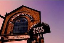 London Markets / Have a look at our Top 5 Markets, here: http://londonliving.at/londons-top-5-markets/