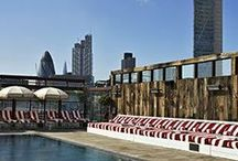 London Outdoor Pools / Have a look at our favourite outdoor swimming pools in the Capital: http://londonliving.at/top-5-london-outdoor-swimming-spaces/