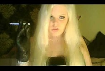 Miss Laura / ultra sexy blonde.. always giving great smoking videos