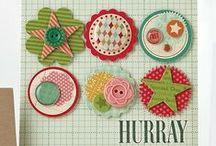 Handmade embellishments / by Marianne Bonnee-Bertens