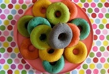 Carnevale! / ricette e ispirazioni colorate per carnevale in cucina