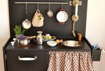 Kitchenette Home-made