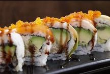 London Sushi Spots / Here's our selection of London's best sushi spots