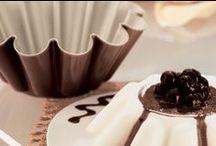 Cioccolato! / Le Chocoforme fanno parte di una linea di stampi da forno innovativa per il suo doppio colore. Un'ottima idea per creare i propri dolci in stampi da forno assolutamente...golosi.