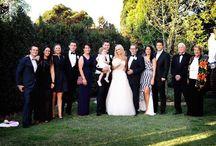 Teddy and Lana's wedding
