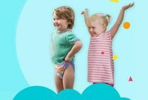 Getting Started / Ready to jump into potty training? This board has plenty of ways to introduce your child to the world of becoming a Big Kid.  / by Pull-Ups