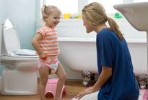 Potty Training Encouragements / With all these ideas, you'll never have to worry about running out of ways to keep your child interested in potty training. / by Pull-Ups