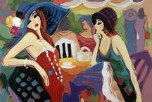 Art - cafe society