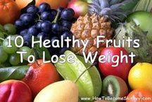 Health is Wealth / Stay Healthy!