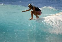 Surf Life / As a surfer stuck in a city, Pinterest helps me cope with my homesickness.