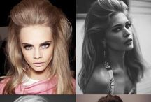Big Tease / Big hair and a coquettish look will get you anywhere