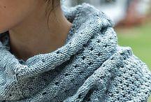 ❤️Châles et écharpes ❤️ {tricot/crochet}