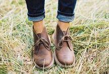 On your feet! / Fashion temporary stylish happiness. By Tatun