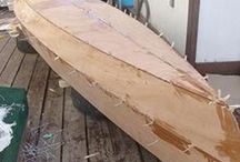 Kano & boten bouwen / canoe & boat building / Tips voor het bouwen van een kano en peddels