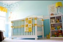 Gender Neutral Nursery / by The H in Home